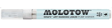 Molotow Markers 2mm Liquid Masking Marker (Cd)