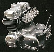 Minicraft Honda 750 Engine Plastic Model Engine Kit 1/3 Scale #11202