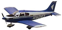 Minicraft Models 1/48 Piper Cherokee 140
