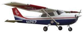 Minicraft Cessna 172 Civil Air Patrol Plastic Model Airplane Kit 1/48 Scale #11651