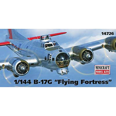 Minicraft B-17G Flying Fortress 1-144