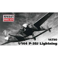 Minicraft P-38J Lightning 1-144