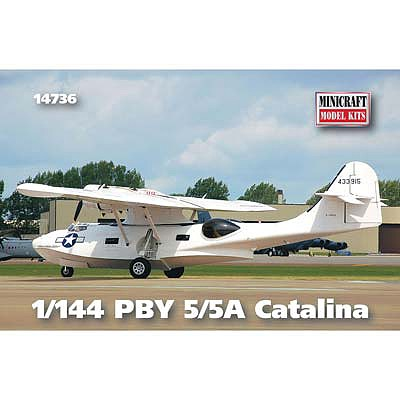 Minicraft Pby 5/5A Catalina 1-144
