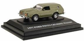 Motor-Max 1977 Ford Pinto HO Scale Model Railroad Roadway Vehicle #8001