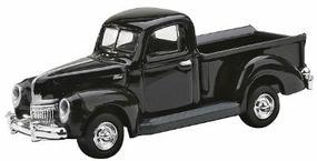 Motor-Max 1940 Ford Pickup Truck HO Scale Model Railroad Roadway Vehicle #8009