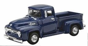 Motor-Max 1956 Ford F-100 Pickup Truck HO Scale Model Railroad Roadway Vehicle #8010
