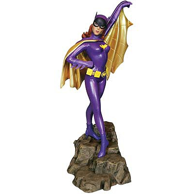 Moebius Models 1966 Batgirl -- Resin Model Figure -- 1/5 Scale -- #1012