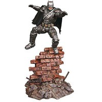Moebius Armored Batman BvS Resin Model Figure 1/8 Scale #1013