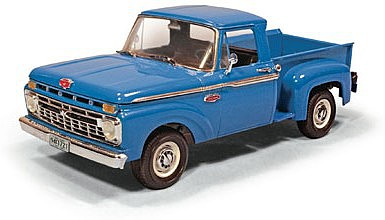 Moebius 1/25 Ford F-100 Flareside Pickup