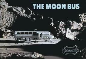 Moebius Moon Bus Plastic Model Celebrity Kit 1/55 Scale #2001-1