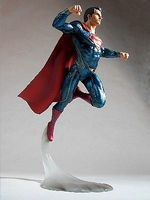 Moebius Man of Steel Superman (Resin) Plastic Model Celebrity 1/8 Scale #2008