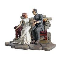 Bride/Monster Finished Polystone Resin Model Figure 1/8 Scale #2928