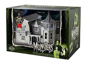 Moebius Finished Munsters House Plastic Model Building #2929