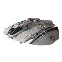 Moebius BSG Original Cylon Raider Prefinished Science Fiction Plastic Model 1/32 Scale #2941