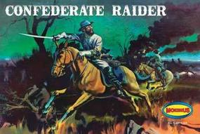 Moebius Confederate Raider Plastic Model Military Figure Kit #402