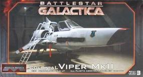 Moebius Battlestar Galactica Viper MKII Science Fiction Plastic Model Kit #912