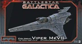 Moebius Battlestar Galactica Viper MKVII Science Fiction Plastic Model Kit 1/32 Scale #916