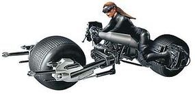 Moebius The Dark Knight Rises Bat Pod with Catwoman Plastic Model Celebrity Kit 1/18 Scale #938