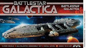 Moebius Battlestar Galactica Original Galactica Science Fiction Plastic Model Kit 1/4105 Scale #942