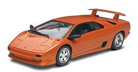 Monogram Lamborghini Diablo VT Plastic Model Car Kit 1/24 Scale #850889