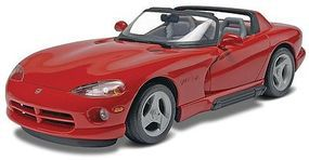 Monogram Dodge Viper RT/10 Convertible Plastic Model Car Kit 1/25 Scale #854010