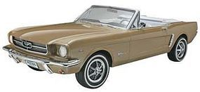 Monogram 1964-1/2 Mustang Convertible Plastic Model Car Kit 1/24 Scale #854019
