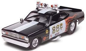 Monogram Cop-Out Plastic Model Car Kit 1/24 Scale #854093