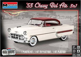 Monogram 1/24 1953 Chevy Bel Air
