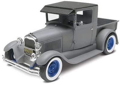 Monogram 1929 Ford Rat Rod (3 in 1) Plastic Model Truck Kit 1/25 Scale #854932