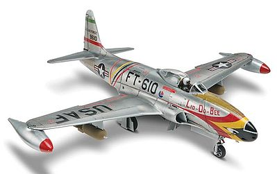 Monogram/Revell F-80 Shooting Star -- Plastic Model Airplane Kit -- 1/48 Scale -- #855311
