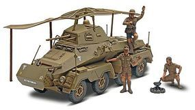 Monogram Panzerspahwagen Sd Kfz 232 Plastic Model Armored Car Kit 1/32 Scale #857856