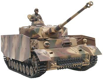 Monogram/Revell Panzer IV -- Plastic Model Tank Kit -- 1/32 Scale -- #857861