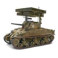 Monogram 1/32 Sherman M4A1 Screamin Mimi
