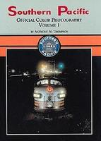 Morning-Sun Southern Pacific Official Color Photography Volume 1 Model Railroading Book #1038