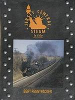 Morning-Sun Jersey Central Steam in Color Model Railroading Book #1048