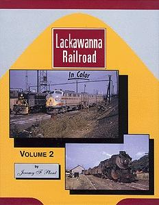 Morning-Sun Lackawanna RR in Clr Vol2