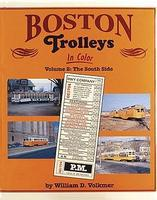 Morning-Sun Boston Trolleys In Clr V2