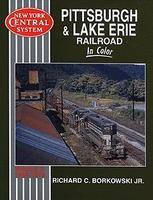 Morning-Sun Pittsburgh and Lake Erie in Color Vol 2 1956-1976 Model Railroading Book #1136