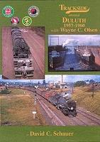 Morning-Sun Trackside Around Duluth 1957-1960 Model Railroading Book #1154