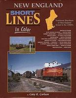 Morning-Sun New England Shortlines in Color Model Railroading Book #1304