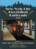 Morning-Sun New York City Electrified Railroads Vol 1 Lines Into GC Terminal Model Railroading Book #1390