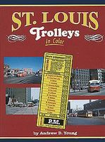 Morning-Sun St. Louis Trolleys in Color Model Railroading Book #1417