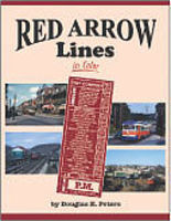 Morning-Sun Red Arrow Lines in Color Model Railroading Book #1526