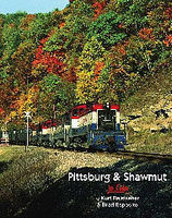 Morning-Sun Pittsburg & Shawmut Model Railroading Book #1532