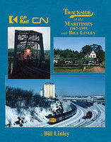 TrackSide in the Maritimes Model Railroading Book #1542