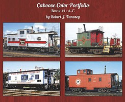 Morning-Sun Caboose Color Portfolio Book 1- A-C