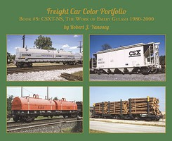 Morning-Sun FREIGHT CAR PORTFOL VOL 5