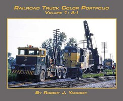 Morning-Sun RAILROAD TRUCK VOL 1-A-I