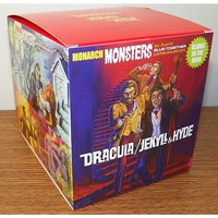 Monarch Dracula + Jekyll/Hyde (2 figs)