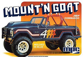 MPC 1/25 Jeep Commando Mount N Goat